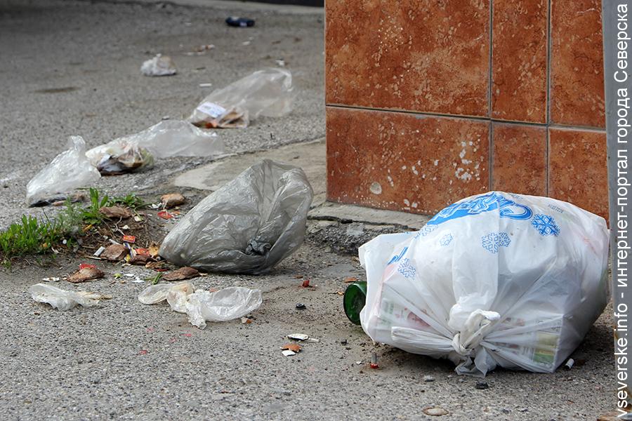 График вывоза мусора в праздничные дни