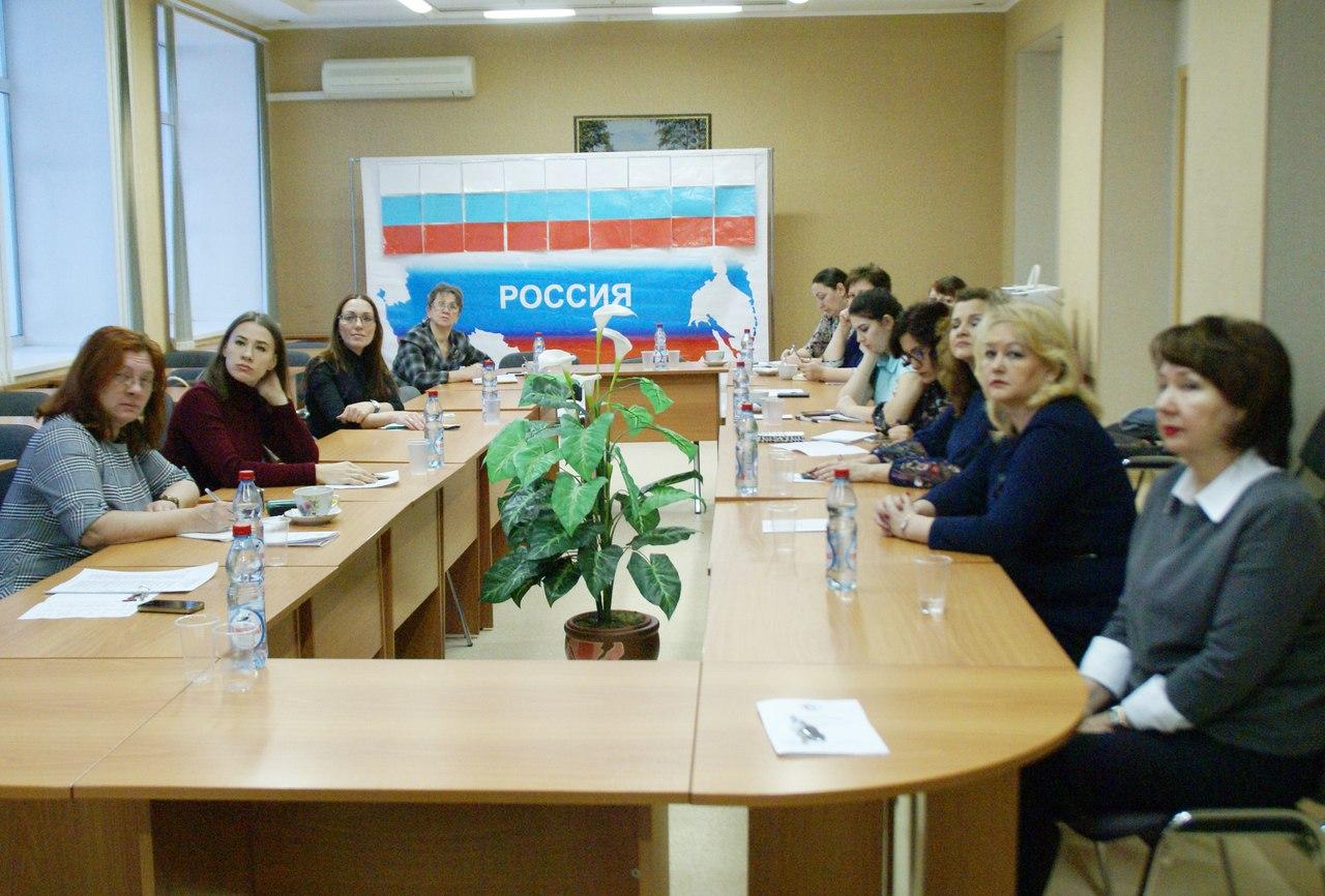 Представители порядка десяти волонтерских организаций собрались на стажировочной площадке на базе СПК