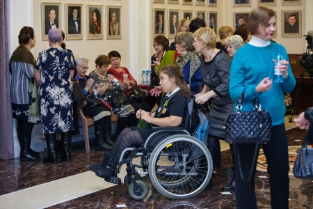 Жителей города приглашают принять участие в мероприятиях, приуроченных к Декаде инвалидов