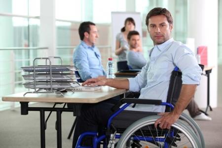 Завтра пройдет «Горячая линия» по квотированию рабочих мест для инвалидов