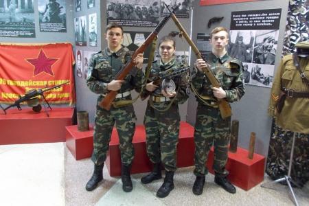 Воины России. Команда ВСПК «Долг» в пятерке сильнейших