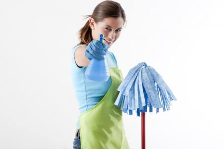 Требуется уборщица в тренажерный зал