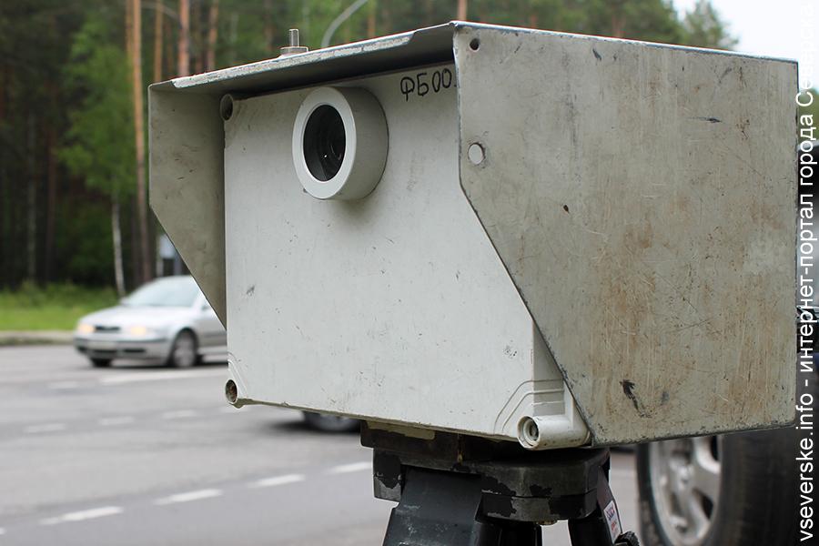 За месяц новая камера выявила более 500 нарушений ПДД