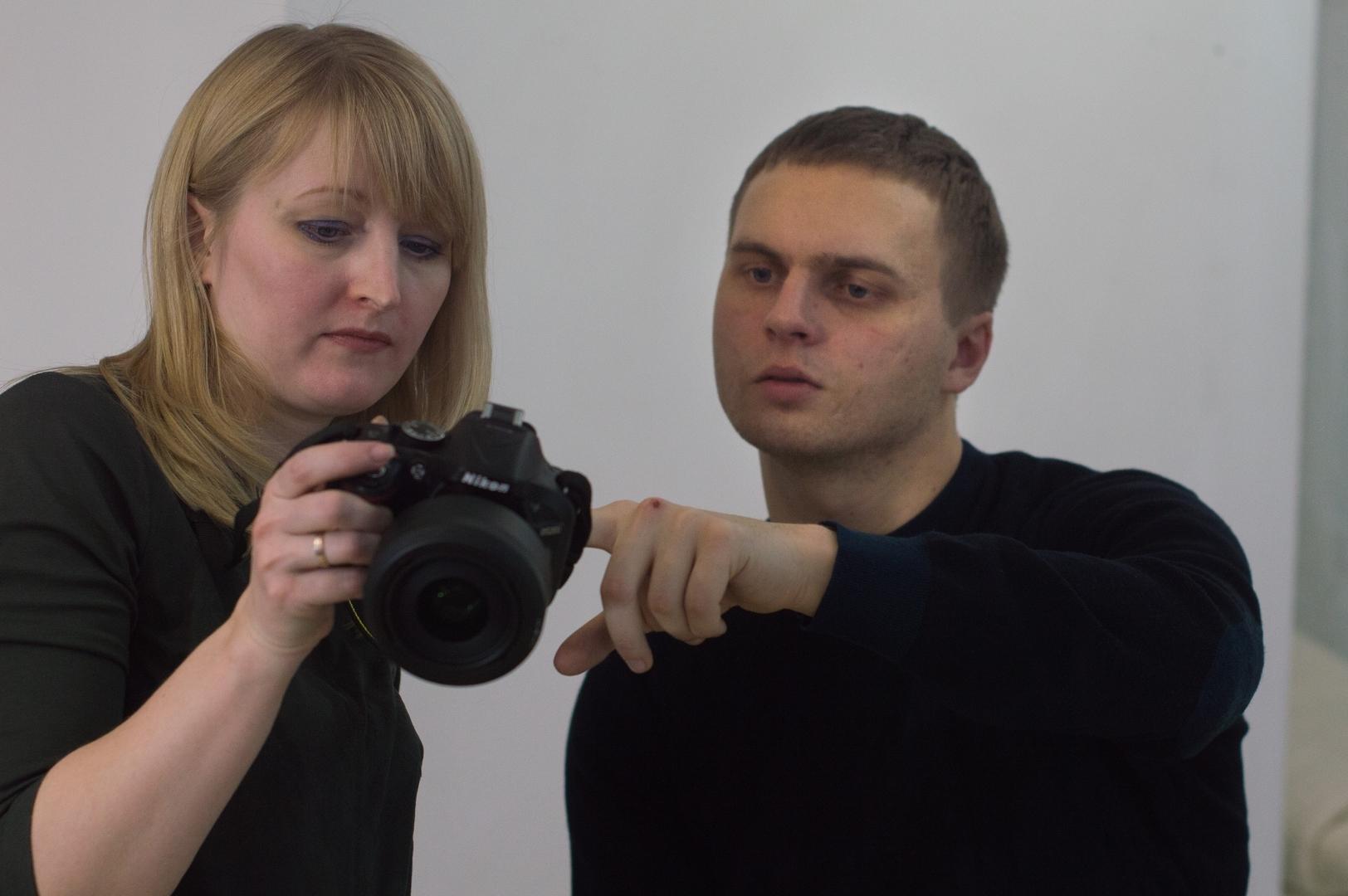 Школа Современной Фотографии
