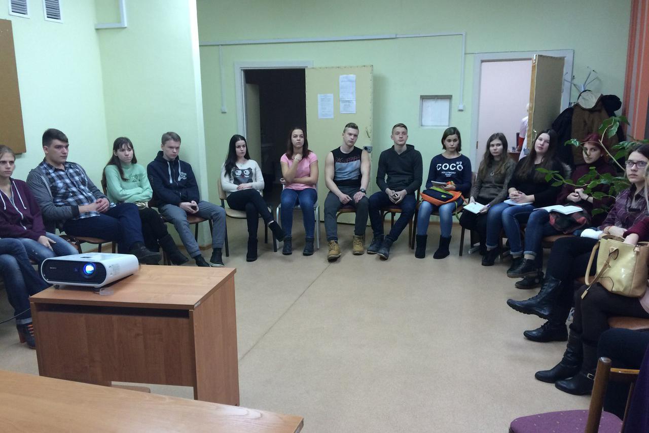 Студенты СПК участвуют в проекте по наркопрофилактике