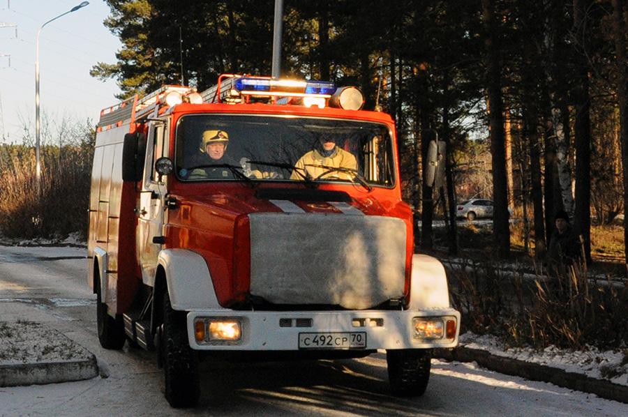 Нетрезвый северчанин вызывал пожарных, чтобы утихомирить соседей
