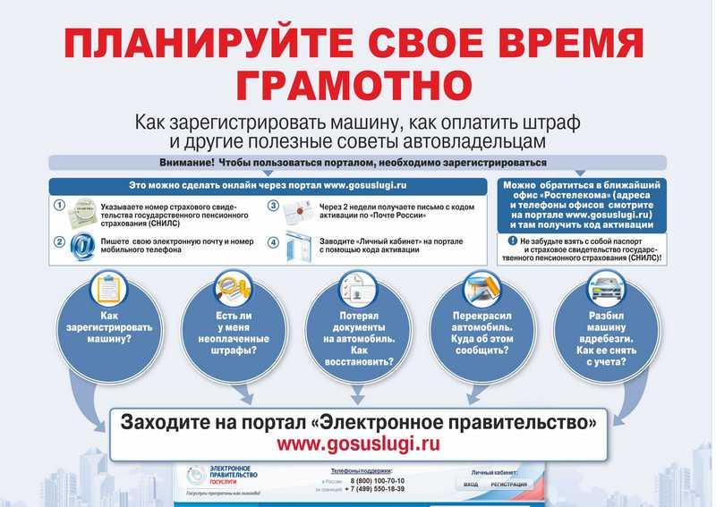 Около 9 тысяч северчан получили госуслуги по линии Госавтоинспекции в электронном виде
