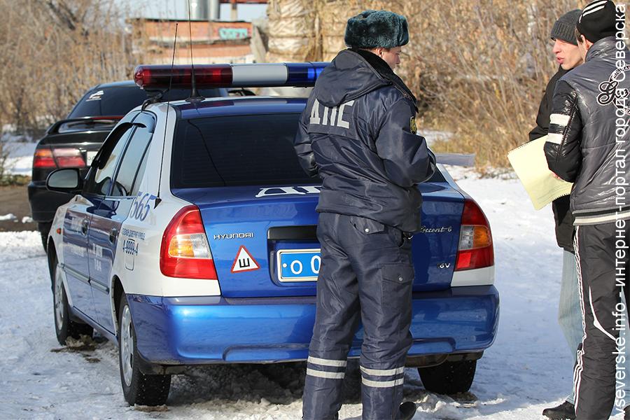 За прошедшие сутки сотрудниками ГИБДД выявлено 58 нарушений ПДД