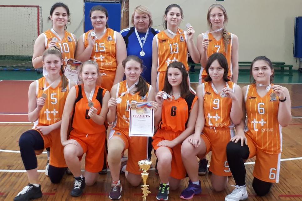 Успех на межрегиональном турнире по баскетболу