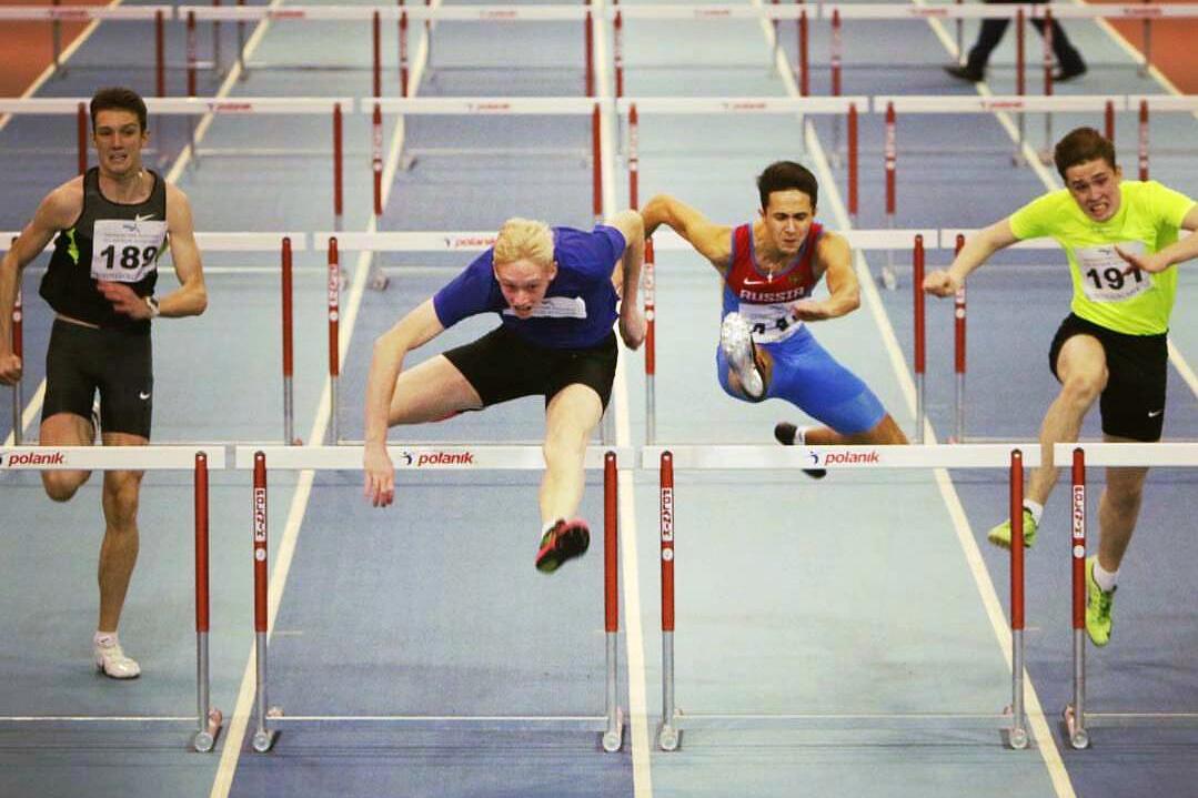 Северчанин занял второе место на Первенстве России по легкой атлетике