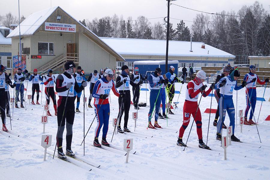 В воскресенье пройдут соревнования по лыжным гонкам «Олимпийские надежды»
