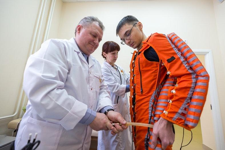 СибФНКЦ открыл новый центр реабилитации