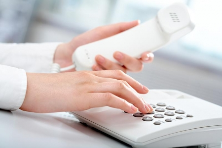 С 1 февраля в регистратуре КДЦ №1 будет работать новый номер телефона