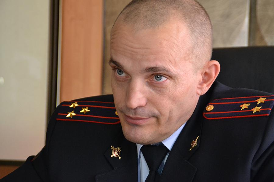 Экс-начальника полиции Северска подозревают в мошенничестве
