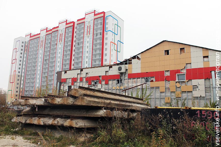 В Северске в 2017 году введено шесть многоквартирных домов