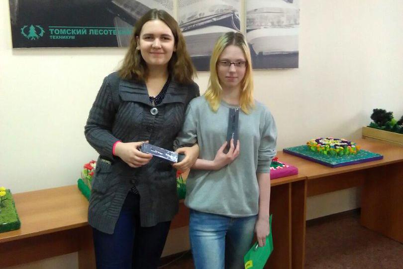 Студенты СПК заняли призовые места на экологической олимпиаде