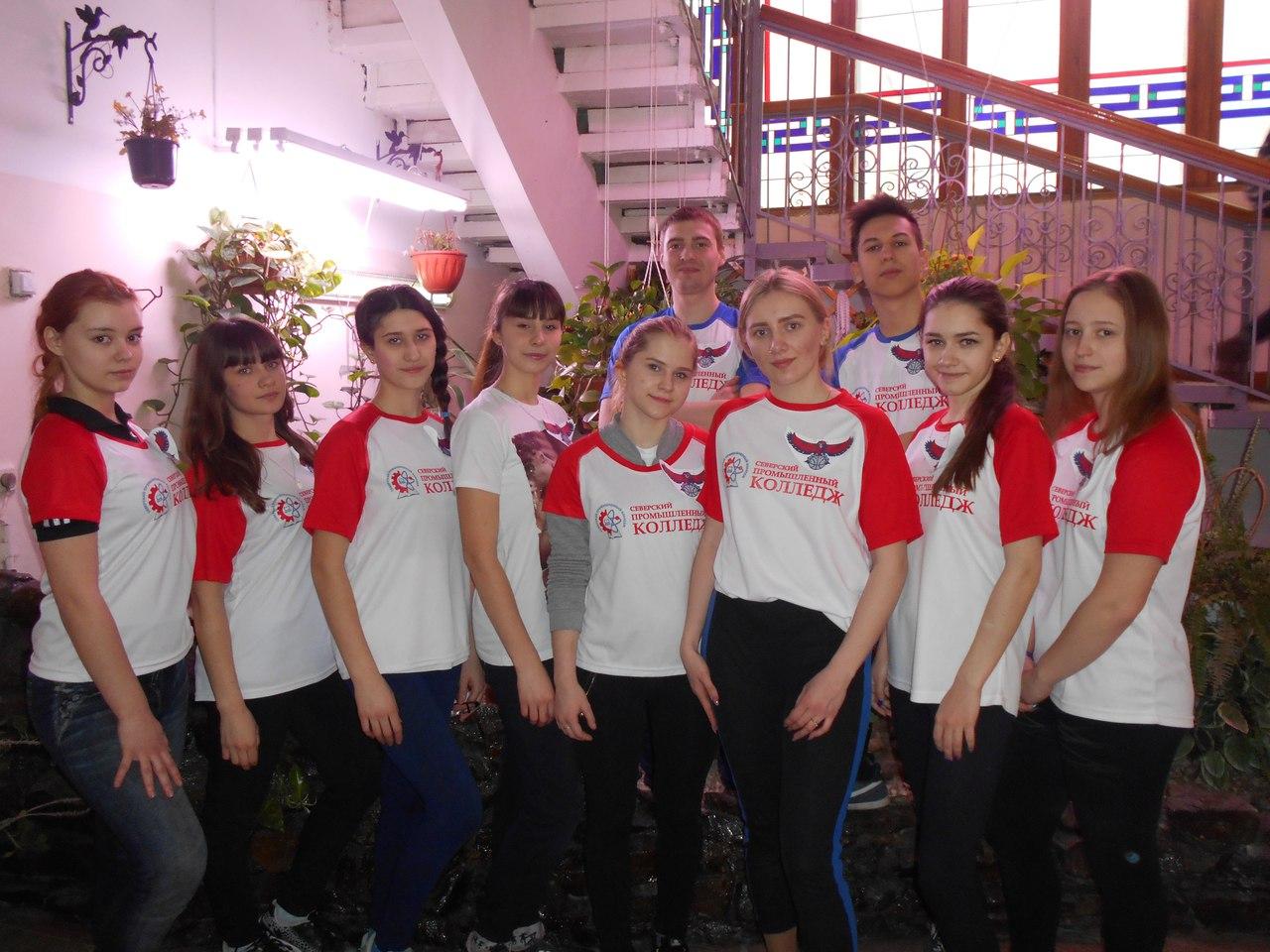 Студенты успешно прошли этапы спортивной кругосветки «Испытай себя»