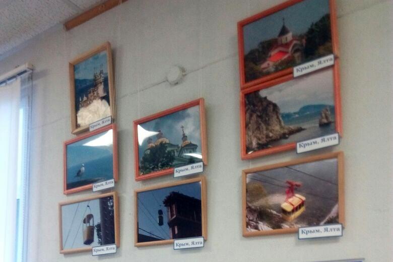 В клиентской службе Пенсионного фонда открылась фотовыставка «Крымские пейзажи»