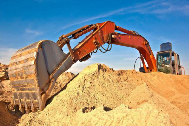 Глава стройфирмы оштрафован на 100 тысяч за незаконную добычу песка