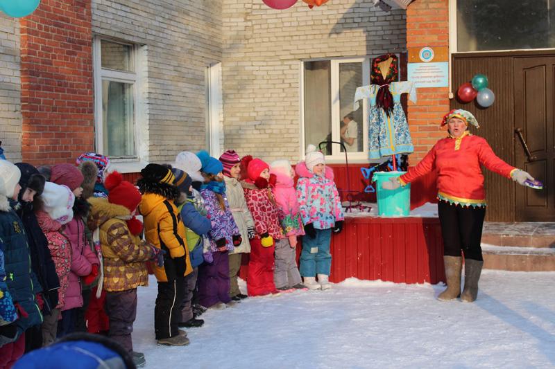 Детский сад № 58 завоевал звание социально эффективной организации Томской области