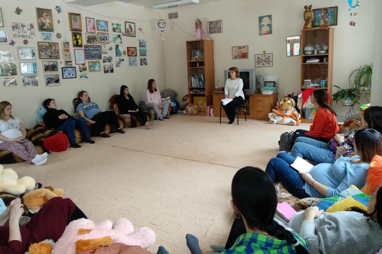 Встреча в Перинатальном центре по вопросам новых возможностей использования материнского капитала