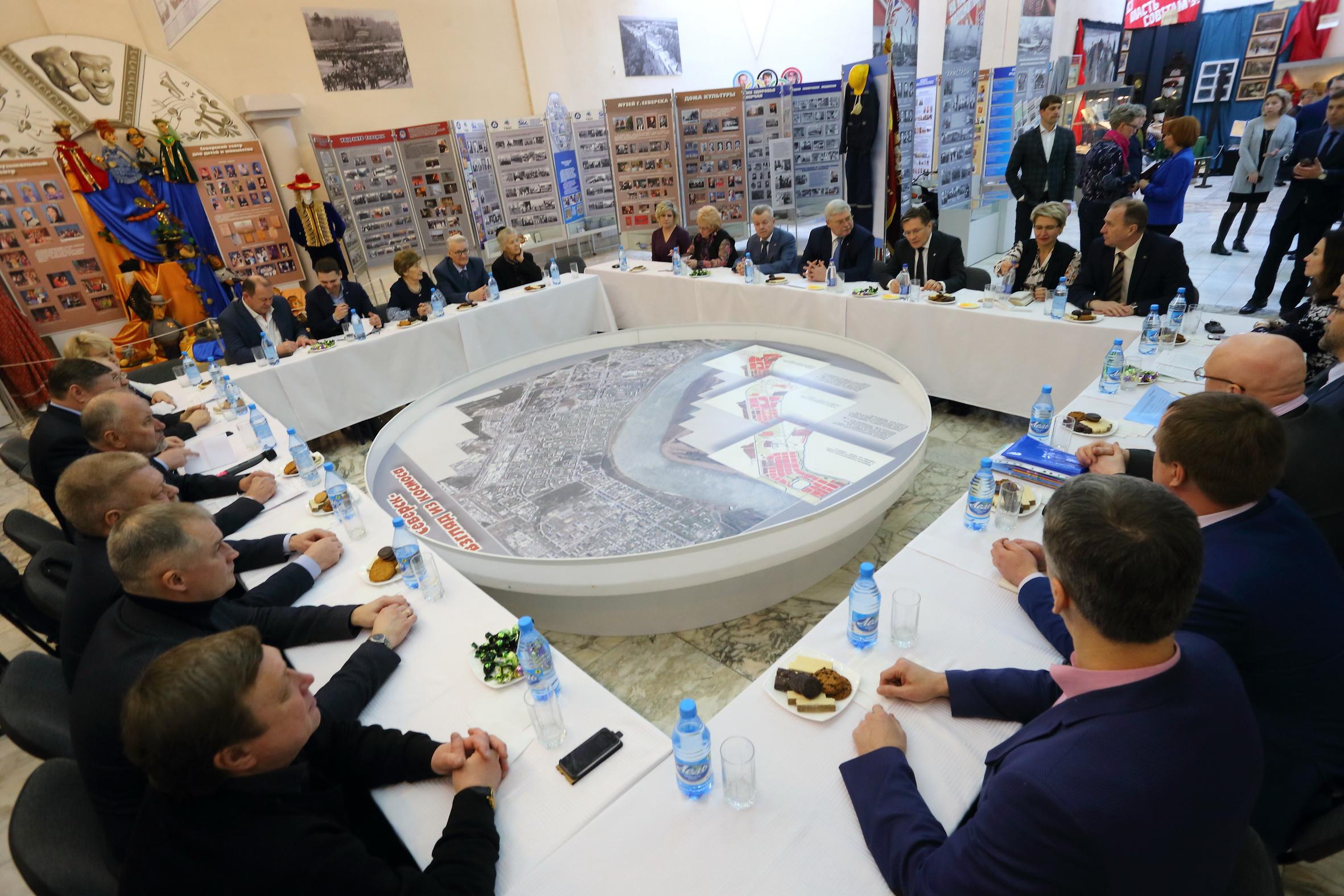 Глава госкорпорации Росатом посетил Северск