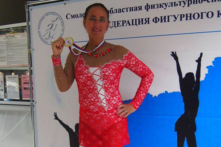 Победа Татьяны Куряевой