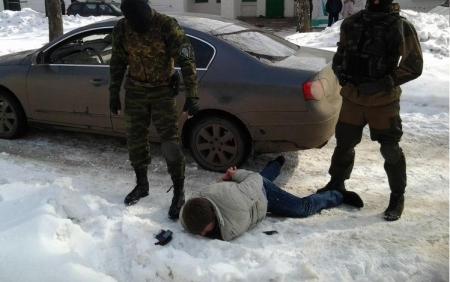 ФСБ задержало томича за изготовление взрывного устройства