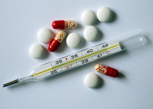 Эпидемический порог по гриппу и ОРВИ в городе не превышен