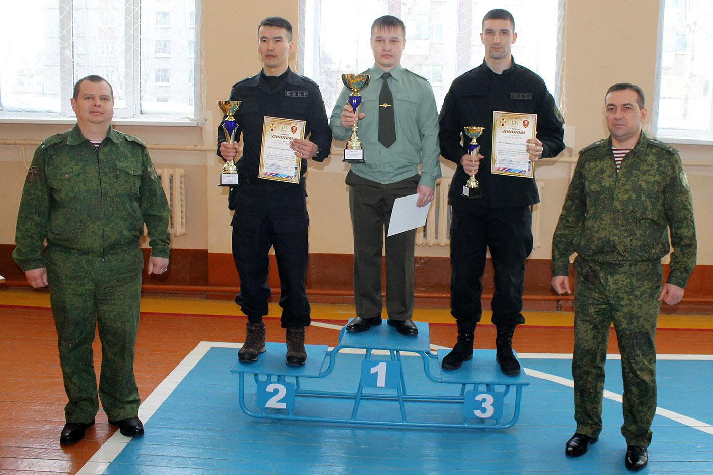 В северском соединении состоялся чемпионат Сибирского округа по шахматам