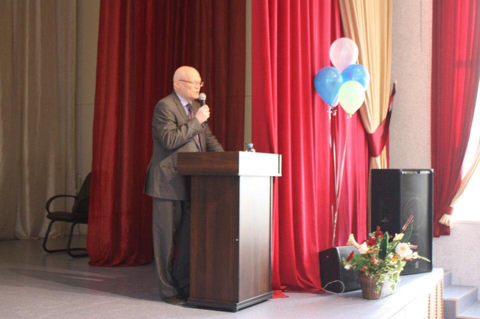 Сегодня состоялось масштабное мероприятие, посвящённое Дню молодого избирателя