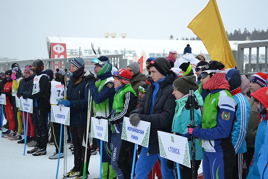 Успехи северчан на Фестивале зимних видов спорта среди обучающихся общеобразовательных организаций