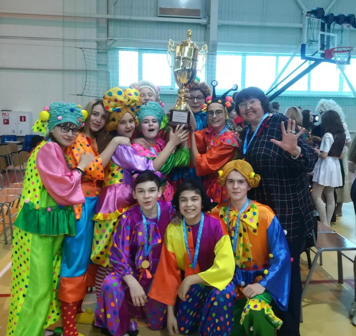 Гран-при фестиваля завоевал образцовый музыкальный театр «Аллегро»