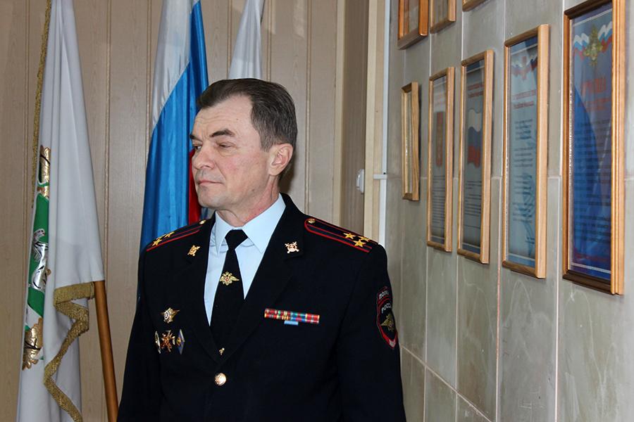 Начальником УМВД России по ЗАТО Северск назначен Александр Владимирович Харин