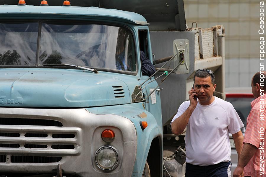 В апреле планируют ввести ограничения для движения большегрузов