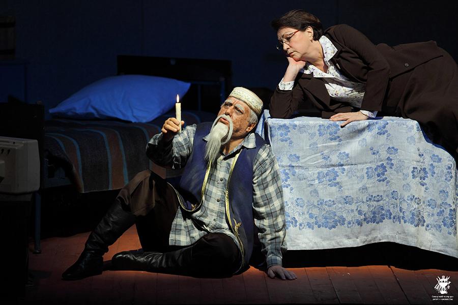 Народная комедия, эксцентрическая комедия и концерт хореографических ансамблей
