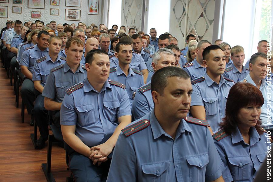 УМВД России по ЗАТО Северск Томской области приглашает жителей города на службу в органы внутренних дел