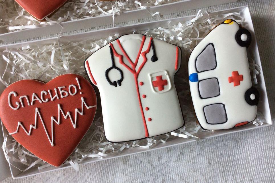 В Томской области стартовала акция «Спасибо доктору»