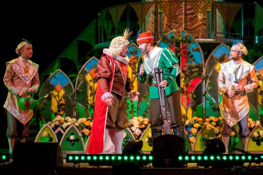 Поиски в сказочном королевстве