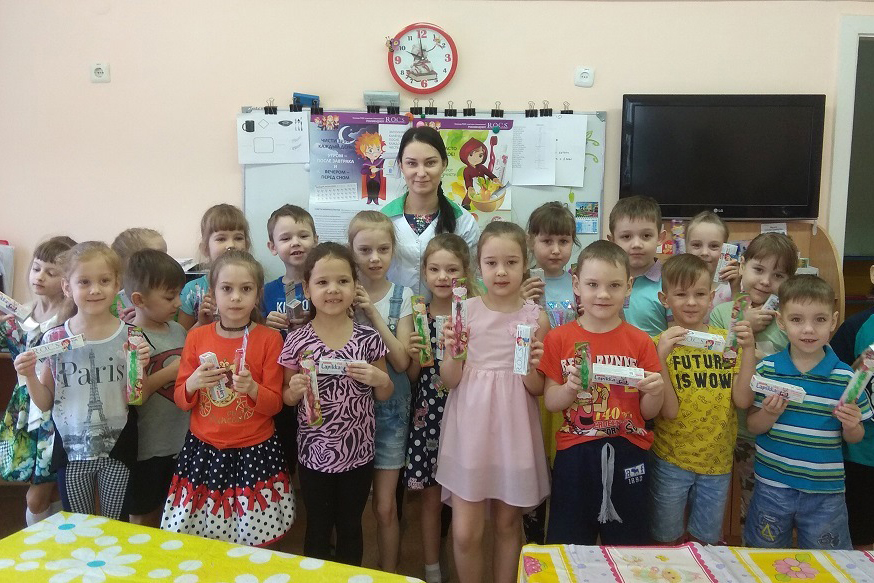 Всероссийский день стоматологического здоровья