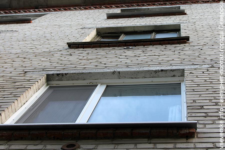 Пьяный северчанин вытолкнул жену из окна на 5 этаже