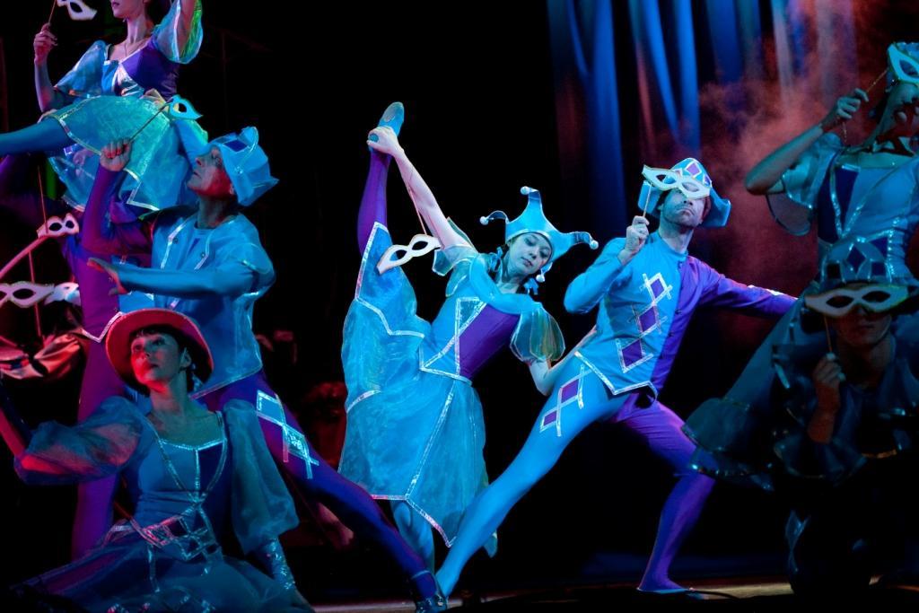 Интриги по-венециански в музыкальном театре