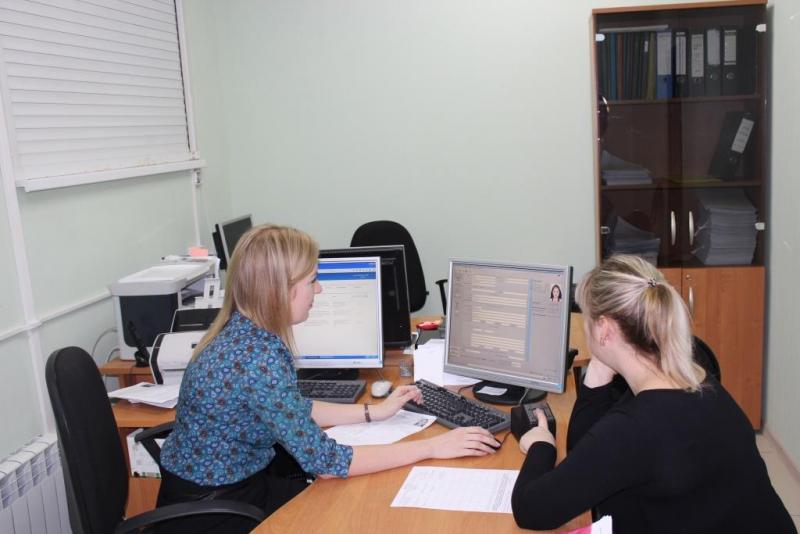 В отделении по вопросам миграции введена в эксплуатацию система управления электронной очередью