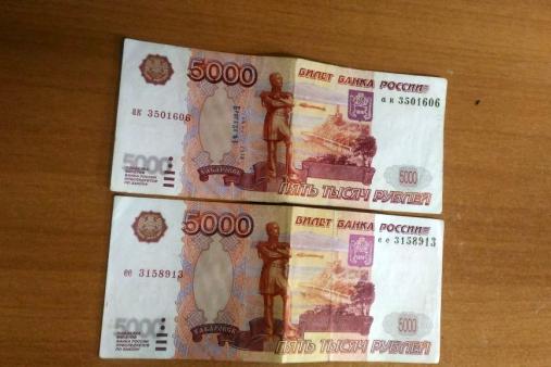41-летний мужчина украл у своей пожилой родственницы 10 тысяч рублей