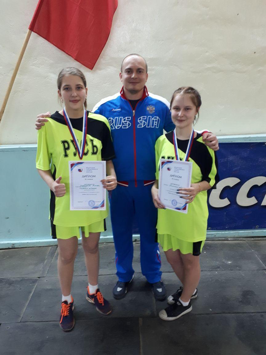 Северчанки выступят на первенстве Европы по городошному спорту в составе сборной РФ