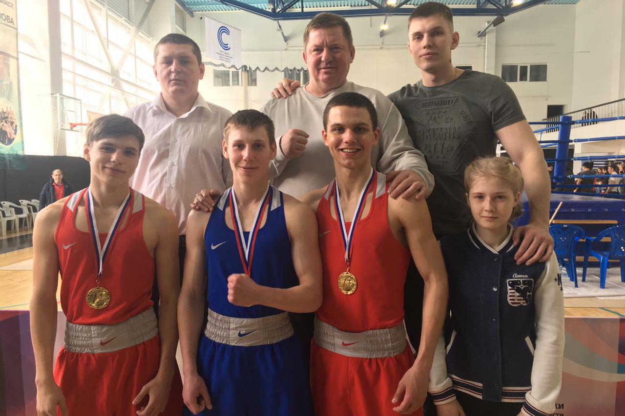 Северские боксеры успешно выступили на региональных соревнованиях по боксу