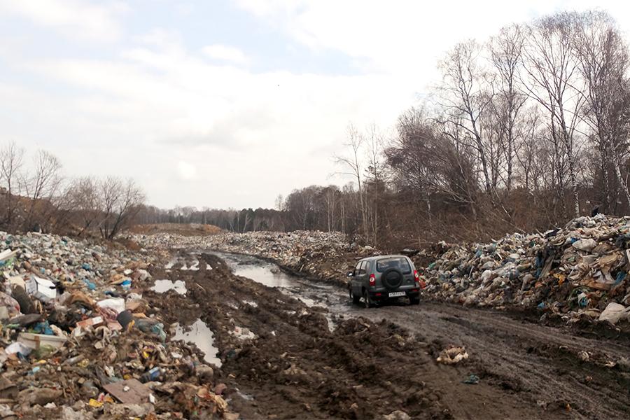 Проект нового полигона ТБО в Северске прошел экологическую экспертизу