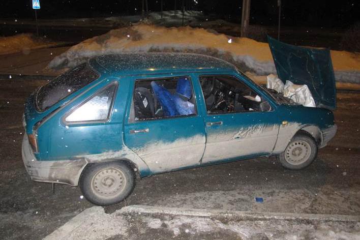 Полиция задержала угонщиков нескольких автомобилей