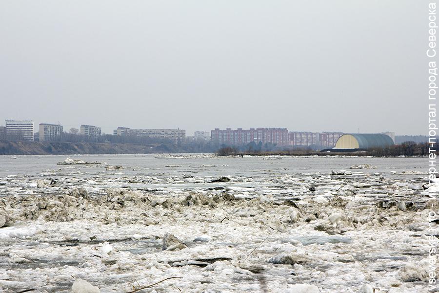 Эксперты прогнозируют начало ледохода в Томской области в выходные