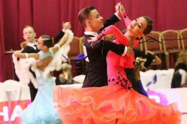 Пара из Северска заняла призовое место на международных соревнованиях по спортивным бальным танцам